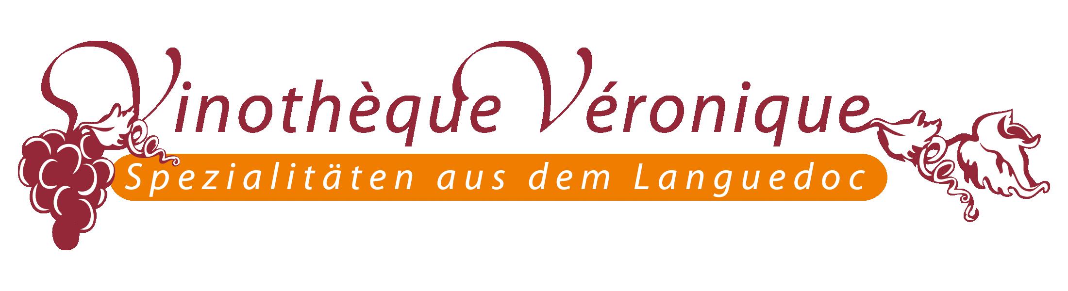 Logo Vinotheque Veronique