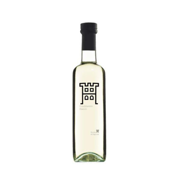 Balsamico Essig weiß Condimento bianco Rocca di Vignola Italien 500 ml