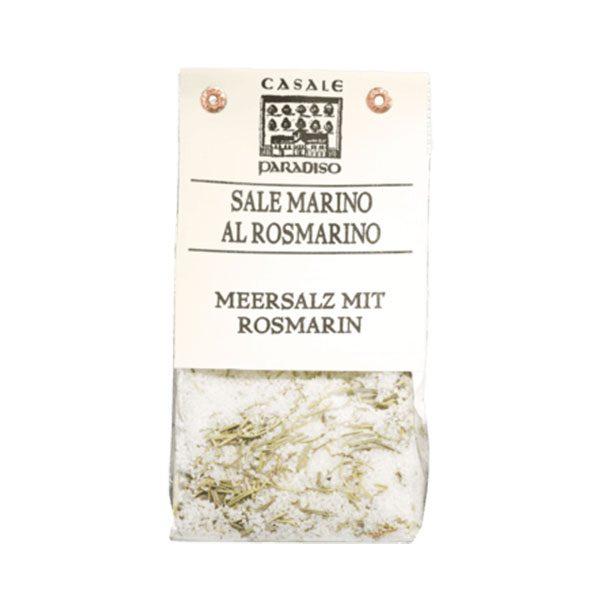 Meeressalz mit Rosmarin Casale Paradiso Italien 200 g Vinothèque Véronique