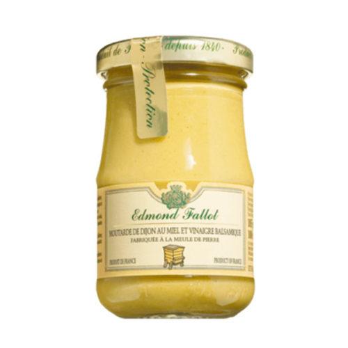Senf mit Honig und Balsamessig Dijon 105 g