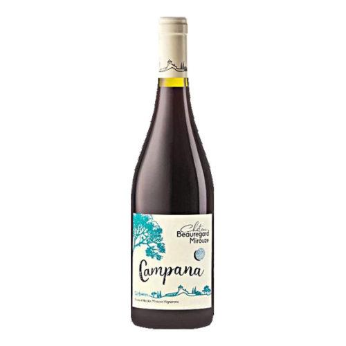 Wein Campana rot Beauregard