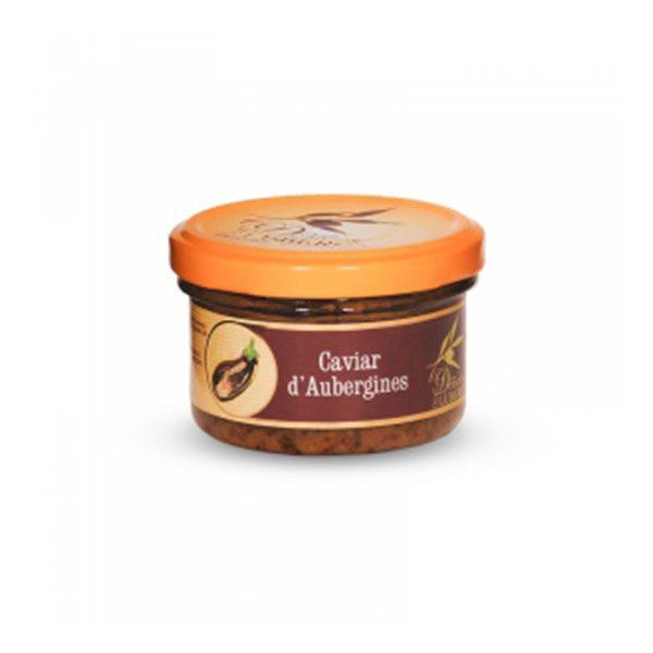 Aufstrich Caviar Aubergine Vinothèque Véronique