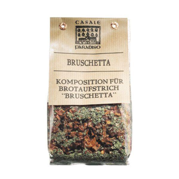 Bruschetta Brotaufstrich Casale Paradiso Italien 100 g Vinotheque Veronique