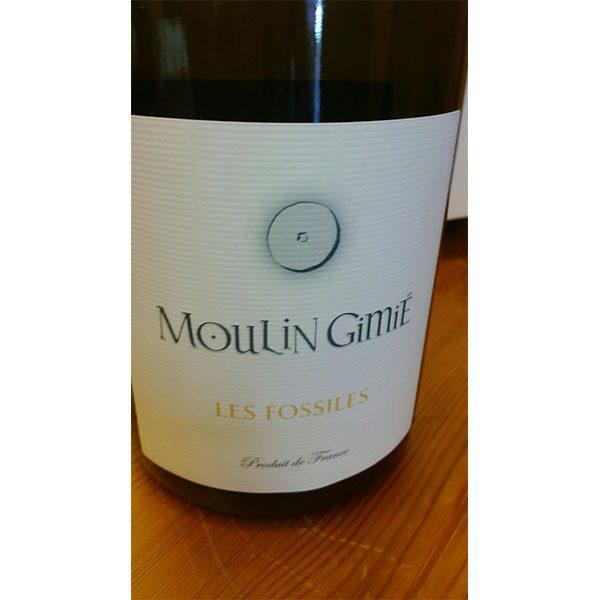 Domaine Moulin Gimié Les Fossiles blanc Vin de Pays 2012 Vinotheque Veronique