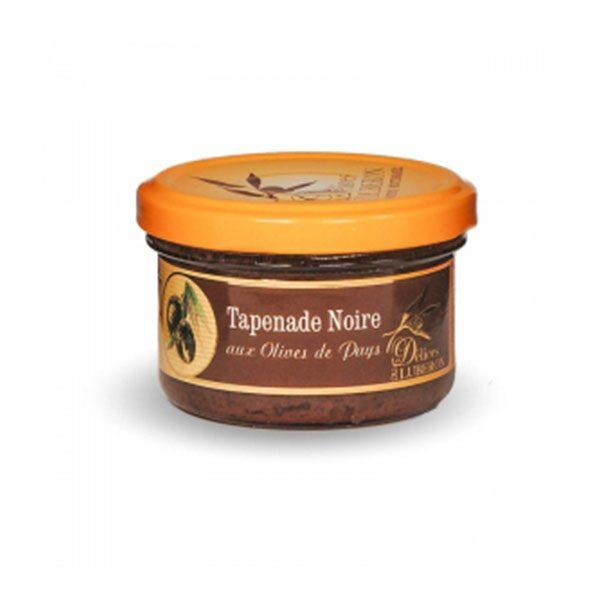 Tapenade noire - Aufstrich schwarze Oliven 90 g Vinothèque Véronique