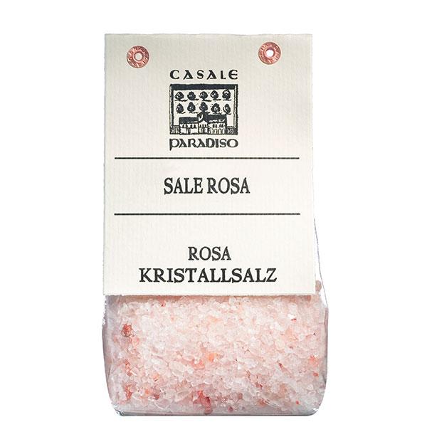 Rosa Kristallsalz Casale Paradiso Italien 200 g Vinothèque Véronique