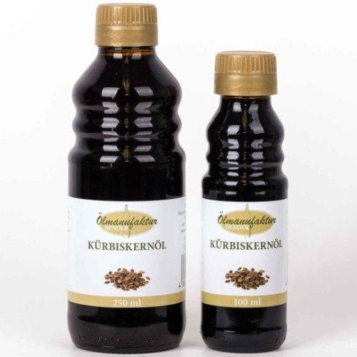 Kürbiskernöl-Öl-Bender