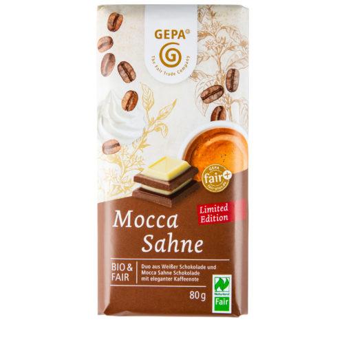 Schokolade Mocca Sahne