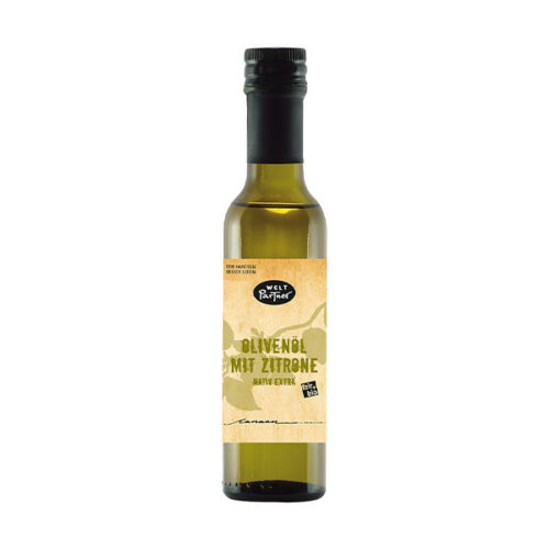 Öl Lemon Olivenöl vinotheque veronique oil