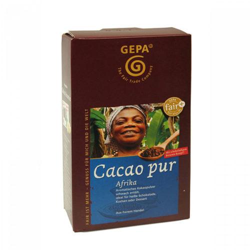 Cacao Kakao Afrika Backen vinotheque veronique