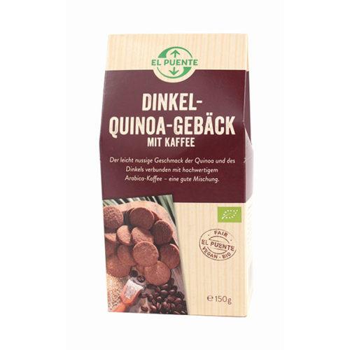 Dinkel Gebäck Kaffee Quinoa