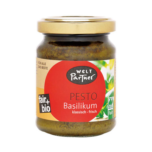 Pesto Basilikum weltpartner Vinotheque Veronique