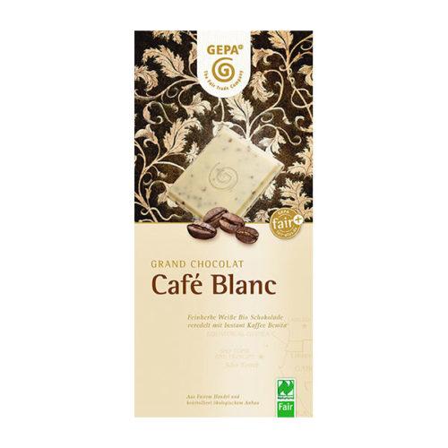 Schokolade Weiße Kaffee gepa vinotheque veronique