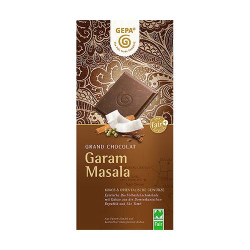 Schokolade Garam Masala