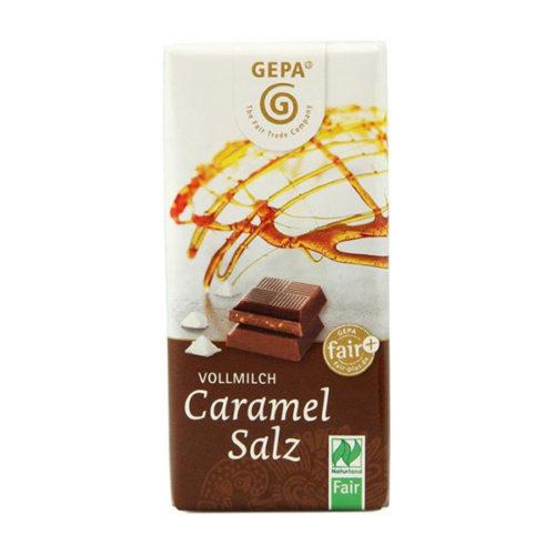 Schokolade vollmilch gepa