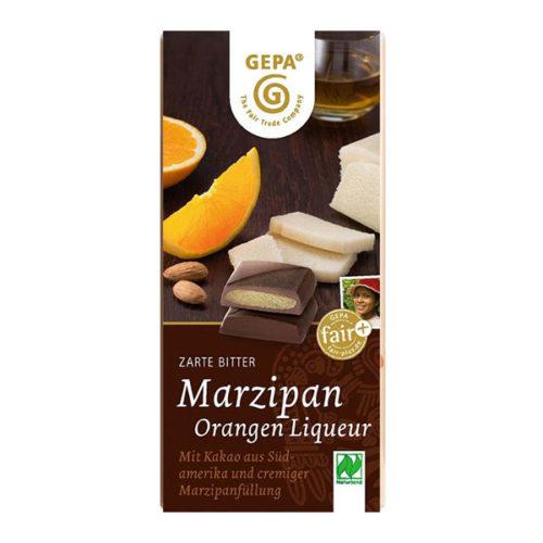 Schokolade Marzipan Likör vinotheque veronique