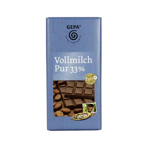 Vollmilch Schokolade Vinotheque Veronique
