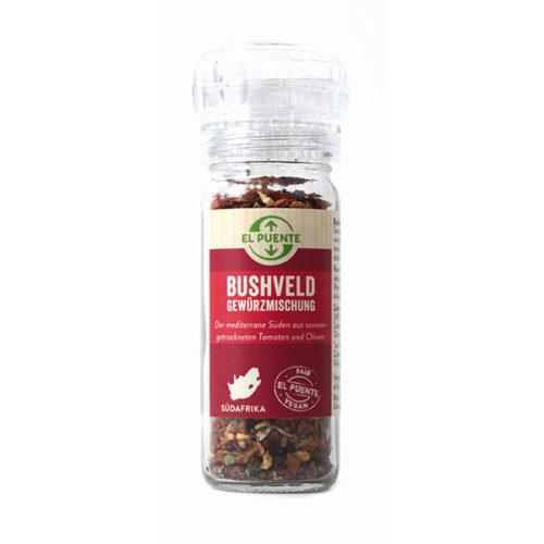 Pfeffer Mix Fairer Handel Oliven Tomaten