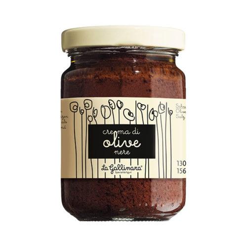 Aufstrich Oliven schwarz Viani