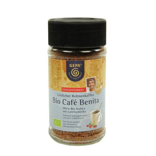 Kaffee Benita ohne koffein vinotheque veronique
