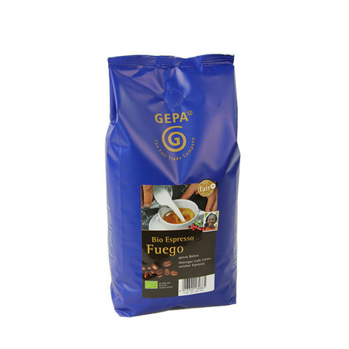 Cafe Fuego gepa Espresso