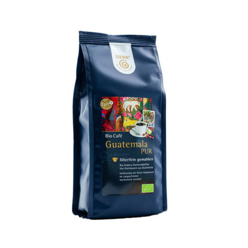 Cafe Guatemala Arabica gepa vinotheque veronique