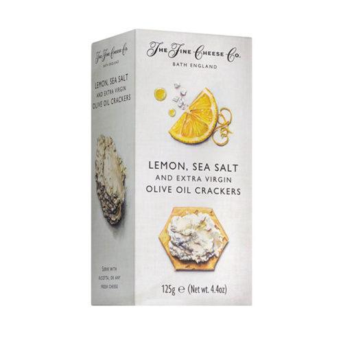 Kräcker Meersalz Zitrone
