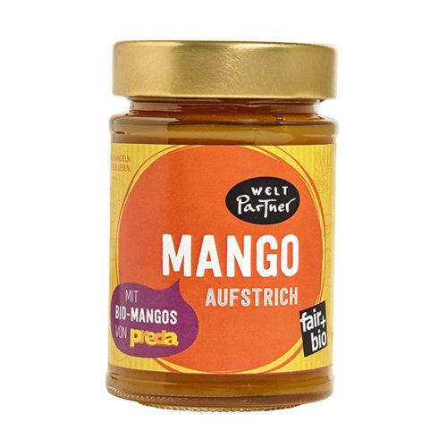 Aufstrich süß Mango