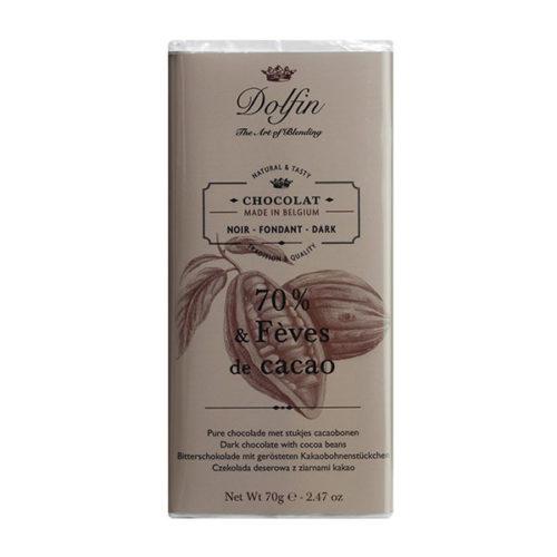 Schokolade Dolfin Belgien