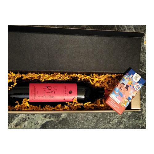 Wein Präsent Fil rouge