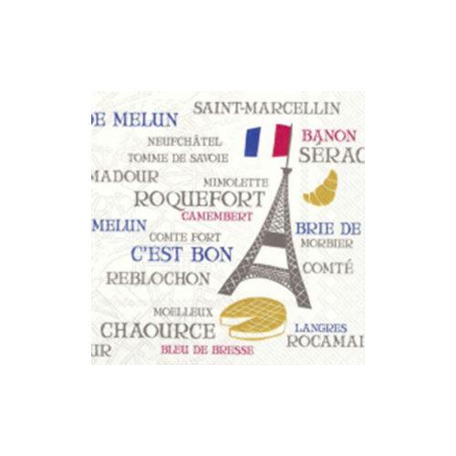 Frankreich servietten nappes