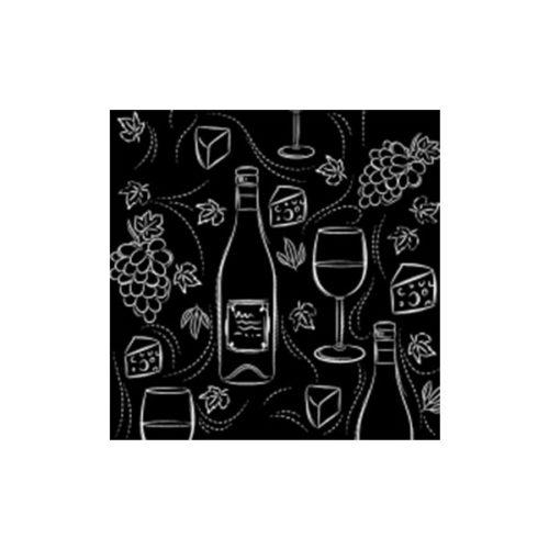 Wein Servietten