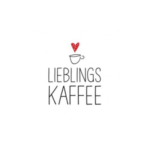 Kaffee Servietten
