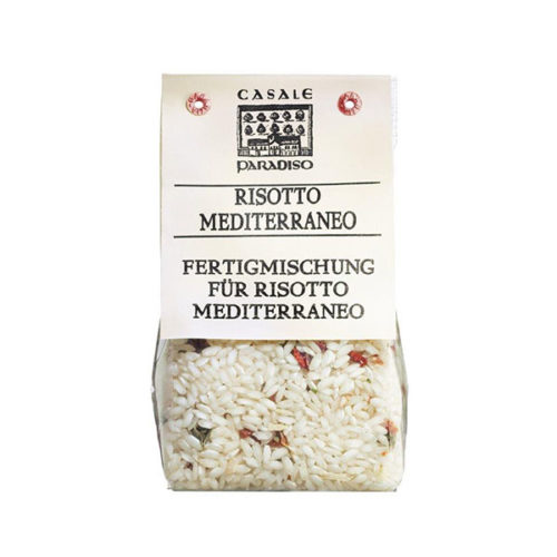 Risotto Gemuese