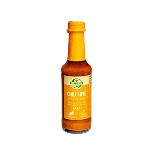 Chili Zitrone Knoblauch Sauce
