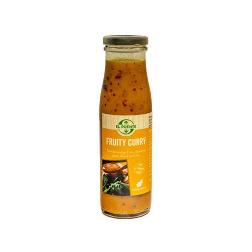 Curry Sauce fruchtig