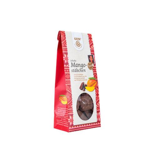 Confiserie Mango Schokolade